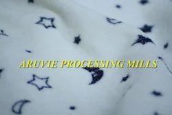 Printed Velour Fabric