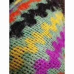 Multicolor Poncho Fabric