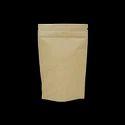Kraft Paper Standup Zipper Pouch(3.5x6)