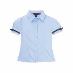 Printed Cotton School Uniforms