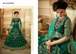 Aashirwad Affair Stylish Party Wear Royal Silk Suit