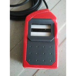 Red Plastic Morpho MSO 1300 E3 USB Finger Scanner With 1 Yr RD