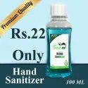 Liquid hand sanitizer