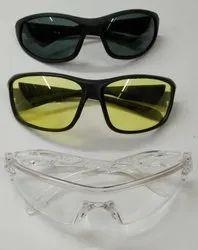 Casual Wear Black Night Glasses