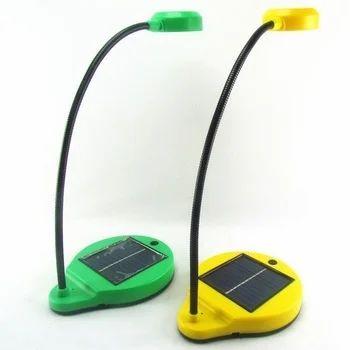Light Weight Solar Table Lamp