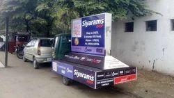 Mobile Van Ad Service