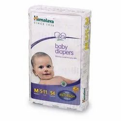 Cotton 3-9 Months Himalaya Baby Diapers