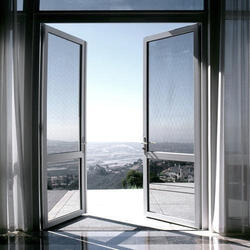UPVC Outward Casement Window