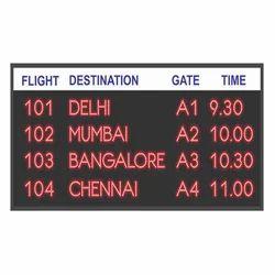 Flight Display Board