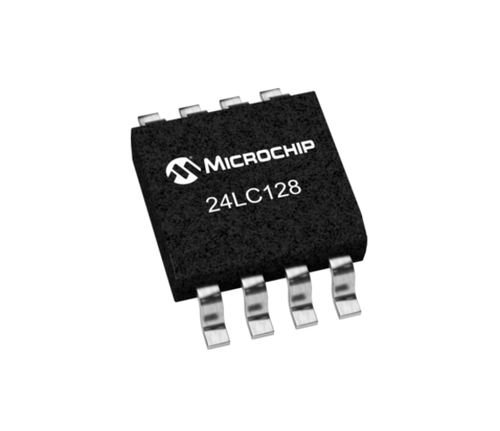 24LC128-I/SN - 128 Kbyte I2C EEPROM IC at Rs 25/piece | EEPROM ...