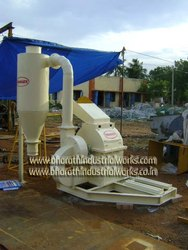 Multi Product Biomass Crusher