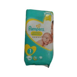 Pampers Premium Protection Diapers, Packaging Type: Packet