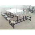 Stainless Steel 12 Seater Dining Table