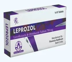 Levofloxacin & Ornidazole Tablets 750 Mg