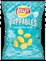 Lays Poppables Sea Salt Potato Snacks