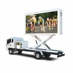 LED Van Screen