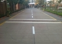 Reflective Road Marking