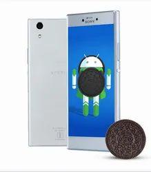 White Sony Xperia R1 Mobile Phone