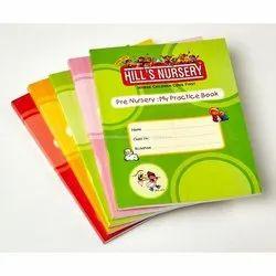 Center pin School Children Note Book, For Kids Notebook