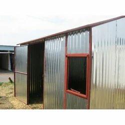 Mild Steel Garden Hart