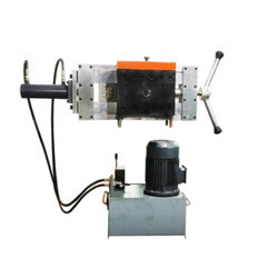 Cassette Type Hydraulic Screen Changer