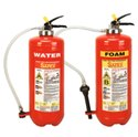 Safex Water Based Squeeze Grip Cartridge Type Fire Extinguishers- 09 Ltrs