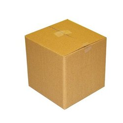 12x12x12 Inch Brown Packaging Corrugated 3 Ply Box