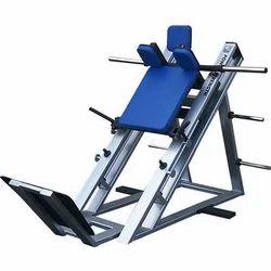 Gym Hack Squat Leg Press Machine