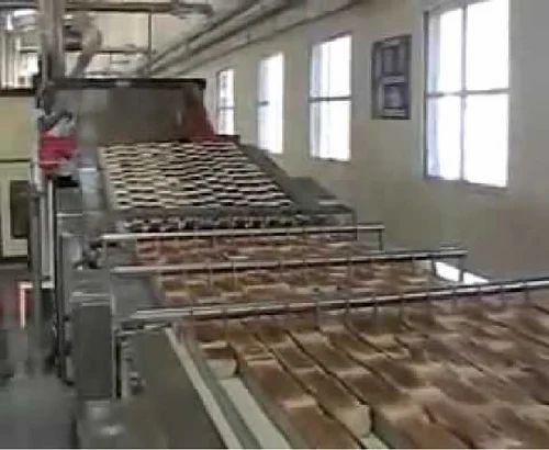 Rusk Making Machine, रस्क बनाने की मशीन