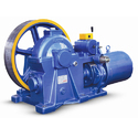 Eh 250k Elevator Traction Machine, For Industrial, Capacity: 20 People