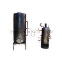 Parivartan Kaju House Wood & Solid Fired Cashew Nut Boiler With Cooker, Capacity: 250kg/batch