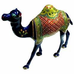 Meena Katidar Camel Sculpture