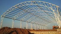 Steel Frame Structures Ball Jointspace Frame Auditorium