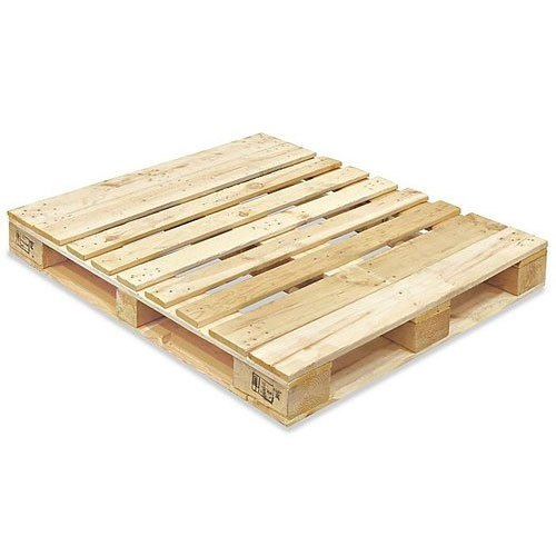 Rectangular 2 And 4 Way Export Wooden Pallets, Capacity: 1 To 2 ...