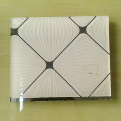 Designer Printed Glass, Shape: Square