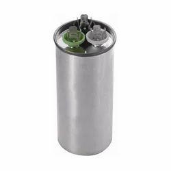 Round Ac Capacitor