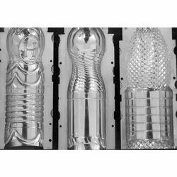 Bottle Mild Steel Blow Moulding Die, Packaging Type: Wooden Box