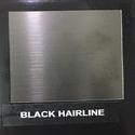Black Hairline Designer Sheets