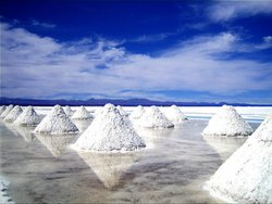 Triple Refined Oversize Salt..