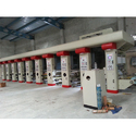 6 Colour Rotogravure Printing Line Machine