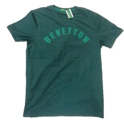 Printed Mens Half Sleeve T-Shirt, Size: S-XXL