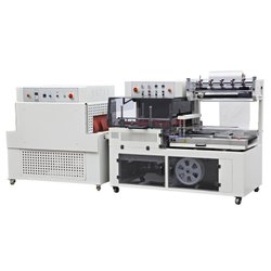 Plastic Automatic L Sealer With Shrink Tunnel