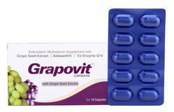 Antioxidants Multivitamin Capsules