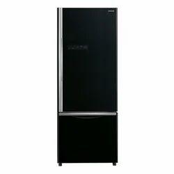 Hitachi 2 Door Bottom Freezer