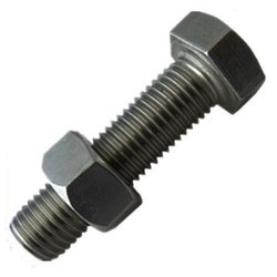 Unbreakable Bolt & Nut