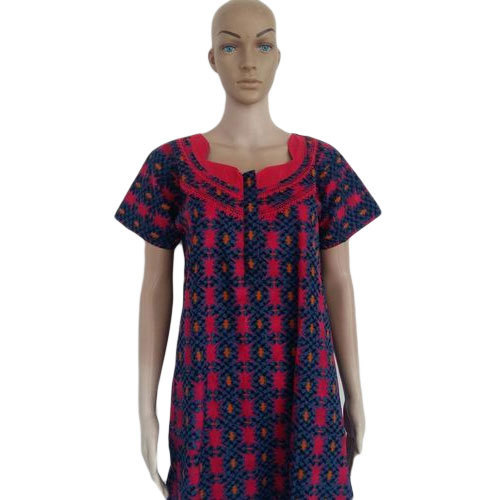70915f59f4 Cotton Printed Full Length Nightgown
