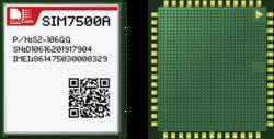 SIM7500A LTE FDD HSPA Module (4G)