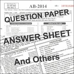 Question Paper / Confidential Printing Services