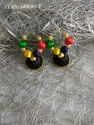 Nidhi Silk Thread Earring
