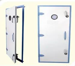 Airtight Steel Doors for HVAC System